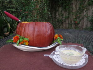 Soup in a Pumpkin