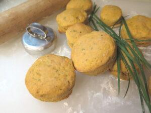 Sweet Potato Buttermilk Biscuit
